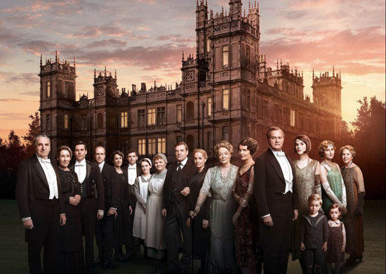 Dogging at Downton Abbey