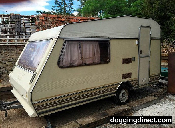 Dirty Caravan for Dirty Doggers