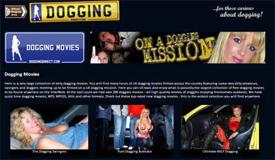free dogging movies
