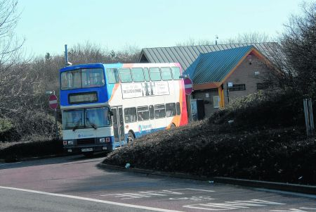 park and ride canterbury